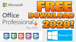Microsoft Office 2020+crack+ product key free download