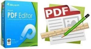 iSkysoft PDF Editor Pro Crack With Product Key Free Download